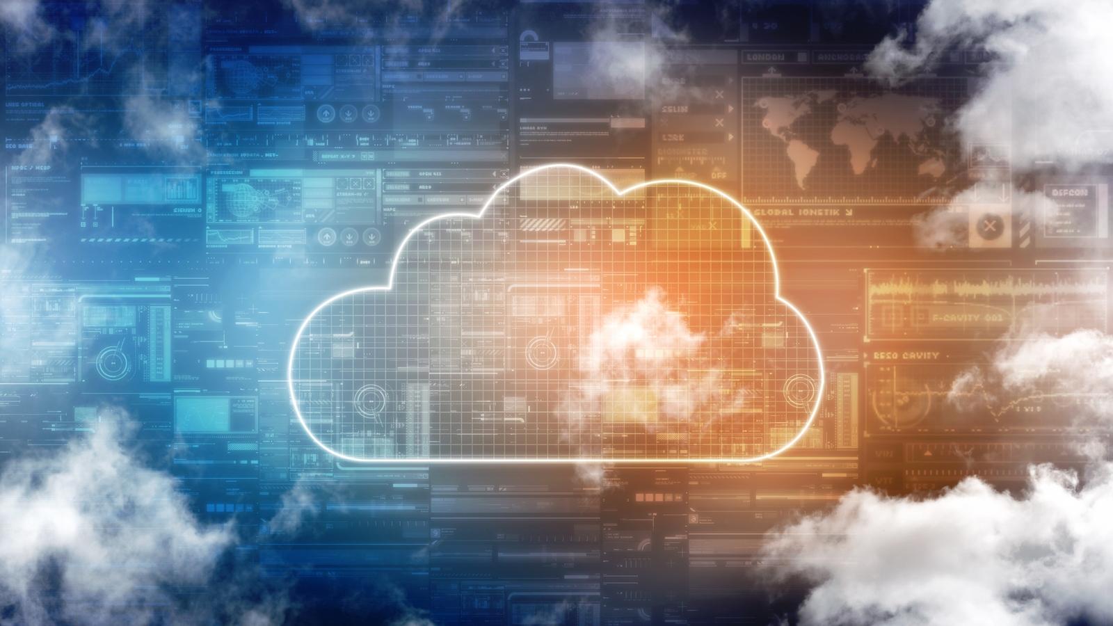 """数字经济时代,企业如何构建一朵适合自己的""""云"""""""